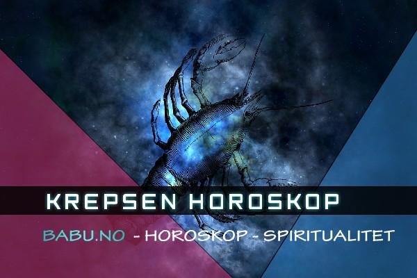 Horoskop Krepsen 2018