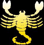 Stjernetegn skorpionen
